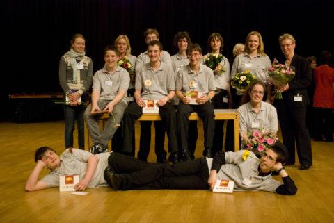 Prize Awarding - IPCL 2009