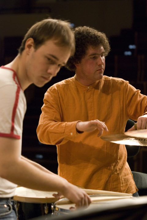 Slovenian Percussion Duo - final IPCL 2009