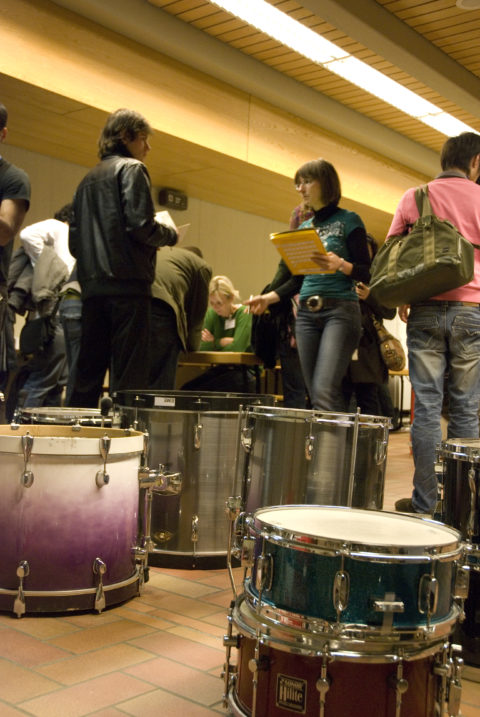 Day of arrival - IPCL 2009