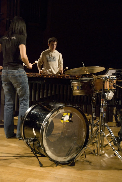 Joint Venture Percussion Duo - Preliminary Round IPCL 2009