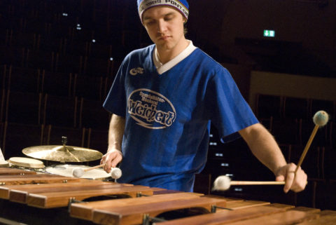 KrausFrink Percussion - Preliminary Round IPCL 2009