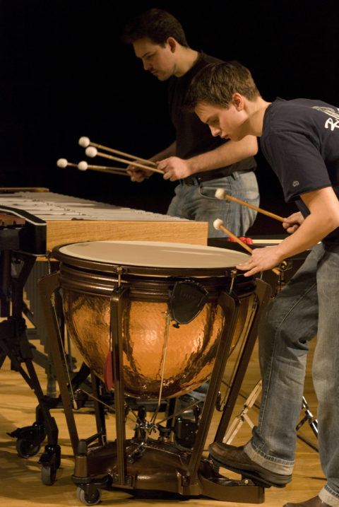 Marimbugs Percussion Duo - Preliminary Round IPCL 2009