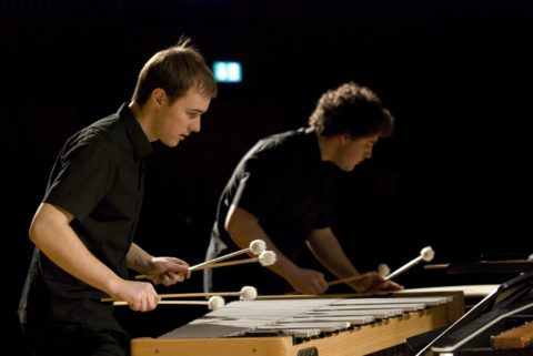 Slovenian Percussion Duo - Preliminary Round IPCL 2009