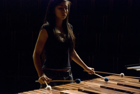 Joint Venture Percussion Duo - semifinals IPCL 2009