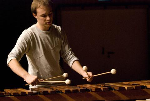 Slovenian Percussion Duo - semifinals IPCL 2009
