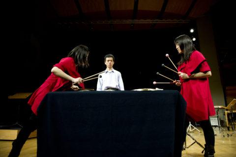 Insomnia Percussion Trio - final IPCL 2012