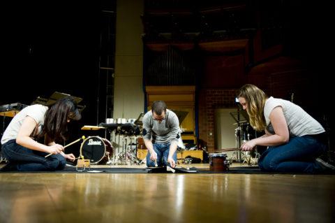 Talking Drums Trio - final IPCL 2012