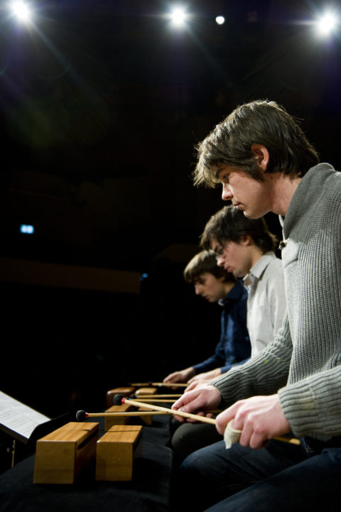 Amsterdam Percussion Trio - Preliminary Round IPCL 2012