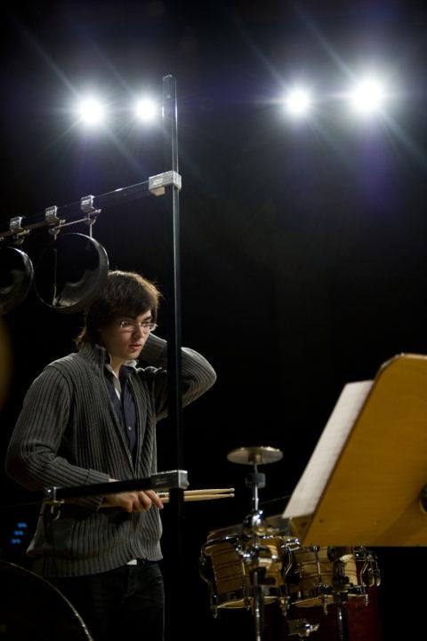 Amsterdam Percussion Trio - semifinals IPCL 2012