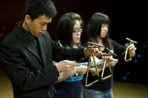 Insomnia Percussion Trio - semifinals IPCL 2012