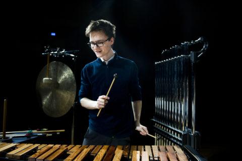 Daidalos Percussion Quartet - final IPCL 2015