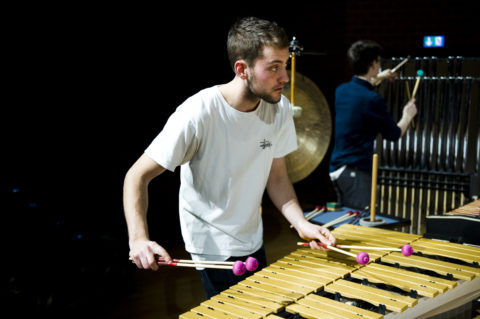 Daidalos Percussion Quartet - final IPCL 2015