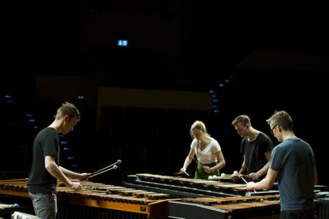 Gong Percussion Quartet - Preliminary Round IPCL 2015