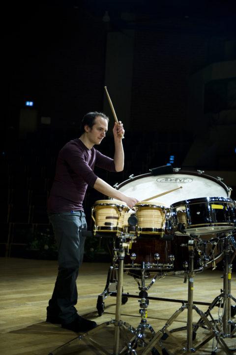 JJAF Percussion Quartet - Preliminary Round IPCL 2015