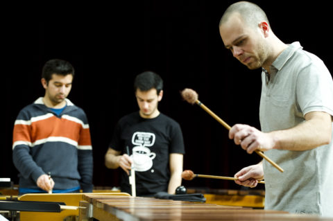 Pulsat Percussion Quartet - Preliminary Round IPCL 2015