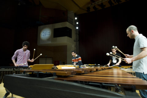 Pulsat Percussion Quartet - Preliminary Round IPCL 2015