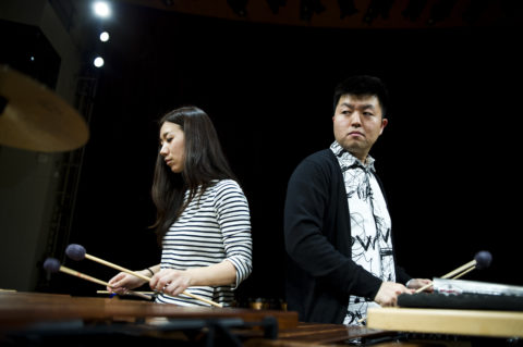 Touch Percussion Quartet - Preliminary Round IPCL 2015