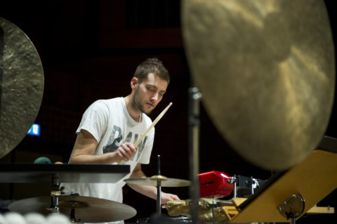 Daidalos Percussion Quartet - semifinals IPCL 2015