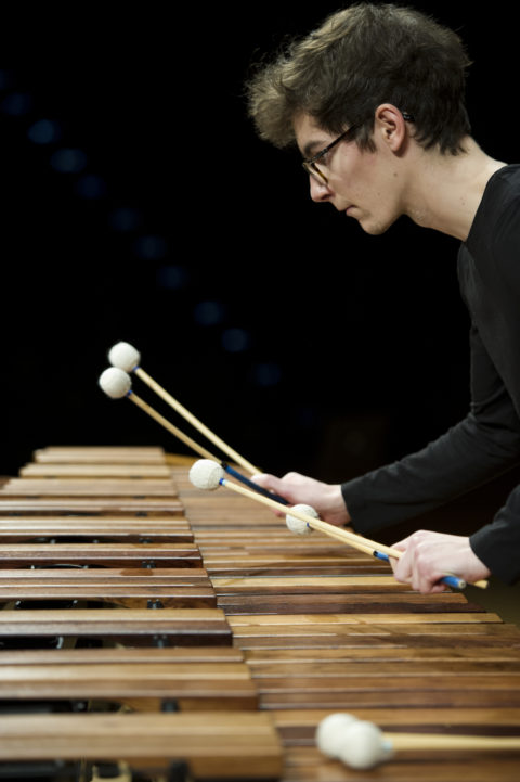 JJAF Percussion Quartet - semifinals IPCL 2015