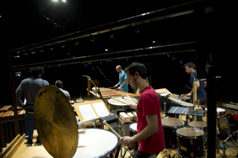 Pulsat Percussion Group - semifinals IPCL 2015