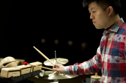 Touch Percussion Quartet - semifinals IPCL 2015