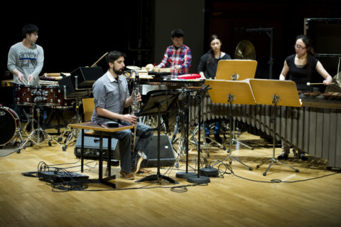 Touch Percussion Quartet - semifinals IPCL 2015